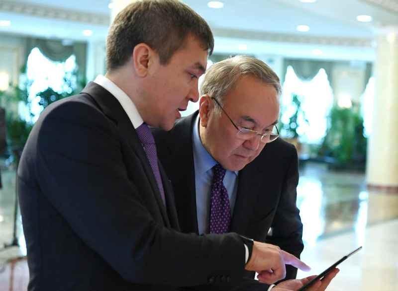 Нұрсұлтан Назарбаевтың ресми сайты пайда болады