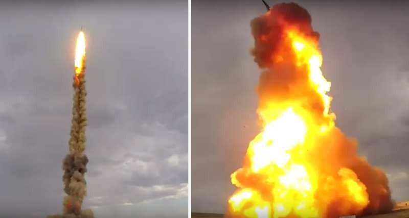Ресей қазақстандық полигонда жаңа зымыранды сынақтан өткізді (видео)