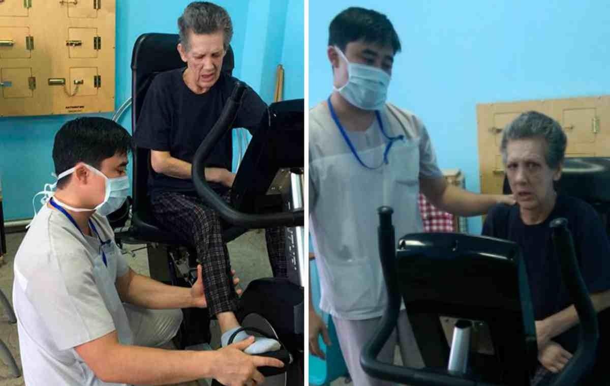 Ауруханада жеті айдан бері жатыр: Алматылық дәрігерлер есін жоғалтқан пациенттің туыстарын іздеуде