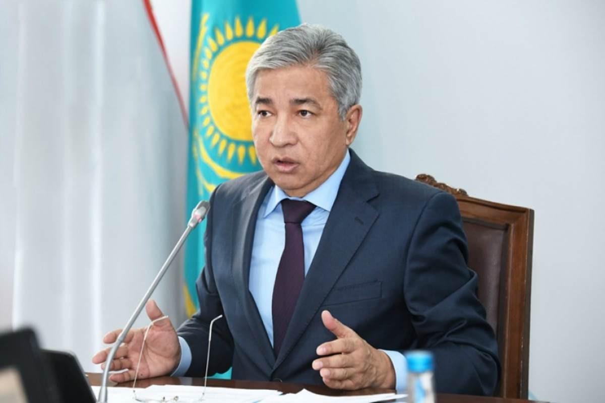 Тасмағамбетов