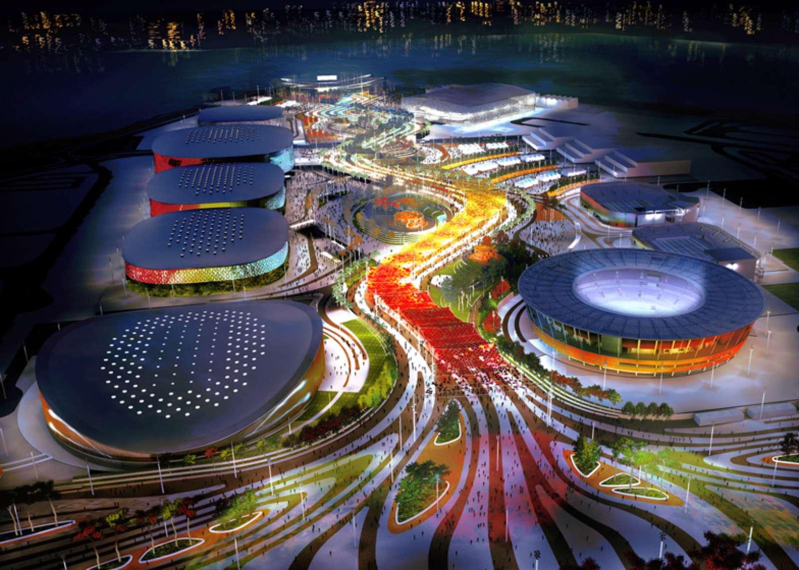 RIO 2016 OLYMPIC PARK BY AECOM01