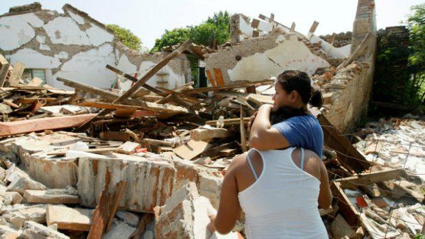 Мексика-землетрясение-1