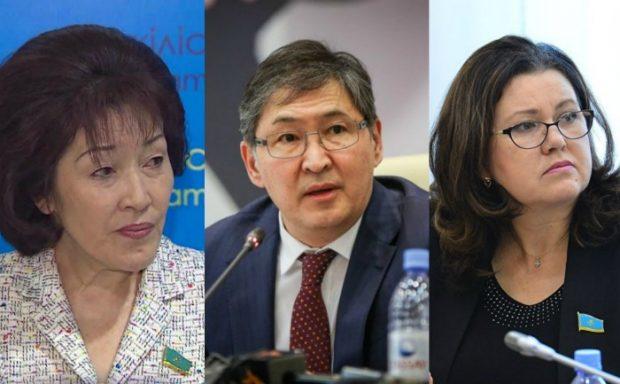Депутаттар қазақстандық мұғалімдерге аяушылық білдіріп, министрді сынап тастады