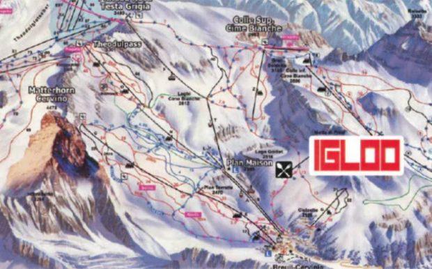 Мас болған турист Альпідегі қонақ үйін іздеймін деп, 2400 метр биіктіктегі тауды бағындырды