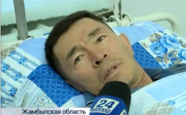 Шуда апатқа ұшыраған пойыз: 48-жастағы Астана тұрғыны ауруханада жатыр