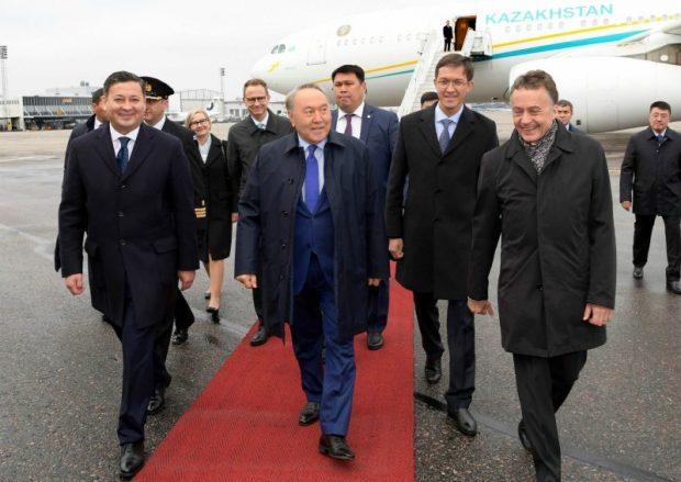 «Nokia» компаниясының басшысы Назарбаев туралы: Сіз дүние жүзіне өте танымалсыз