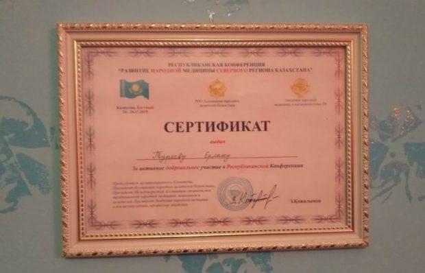 Алматы облысында ерекше емшілік қасиетімен аты шыққан емшіге халық күндіз-түні ағылуда