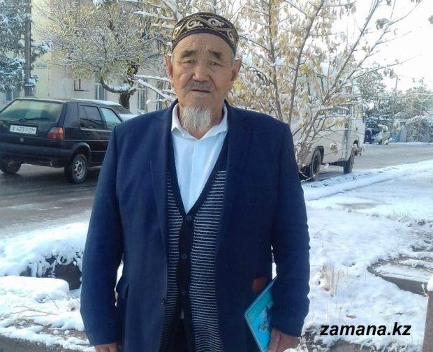 Кенжебек Бөрікбаев